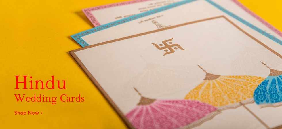 Indian Wedding Invitations Indian Wedding Cards Shubhankar
