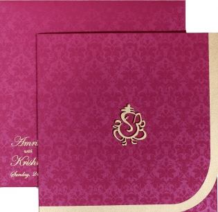 Hindu Wedding Cards Hindu Wedding Invitations Shubhankar
